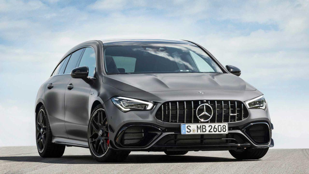 Karşınızda Mercedes-AMG CLA 45 Shooting Brake - Page 4