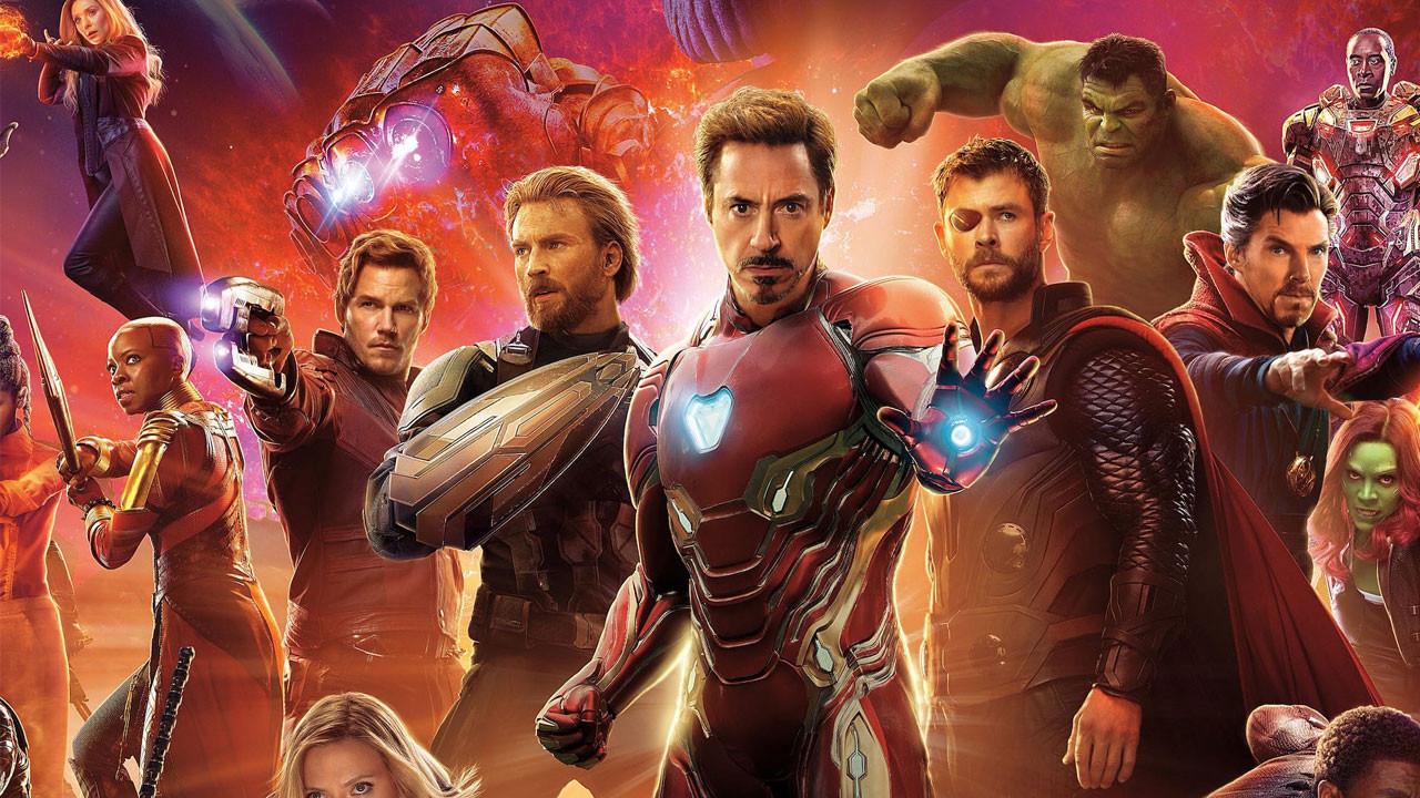 Marvel dördüncü faz filmleri açıklandı