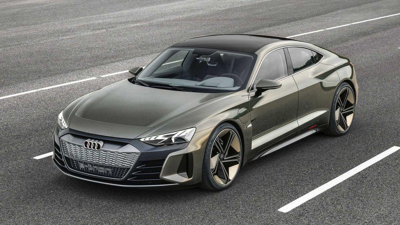Audi e-tron GT üretimi için hazırlıklar başlıyor - Page 3