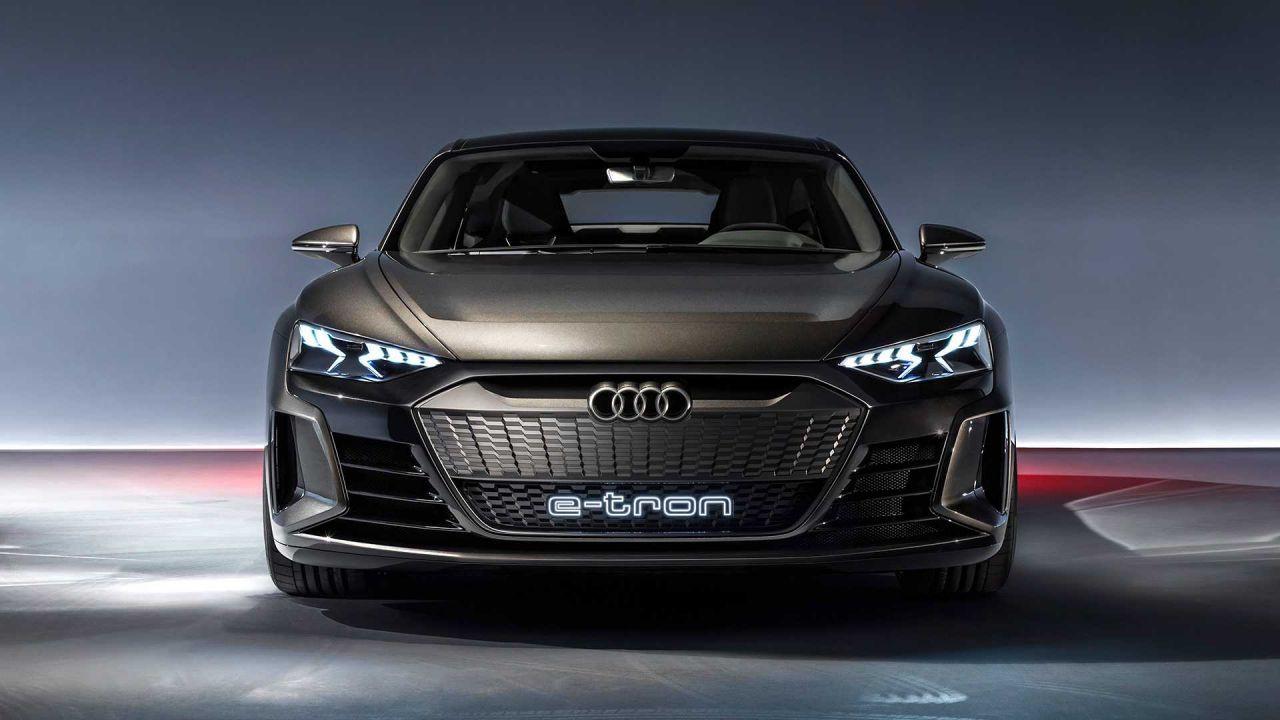 Audi e-tron GT üretimi için hazırlıklar başlıyor - Page 1