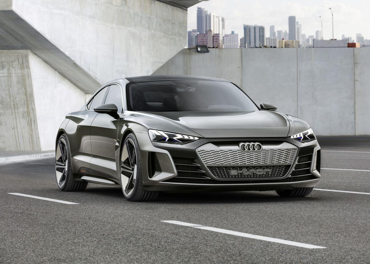 Audi e-tron GT üretimi için hazırlıklar başlıyor - Page 4