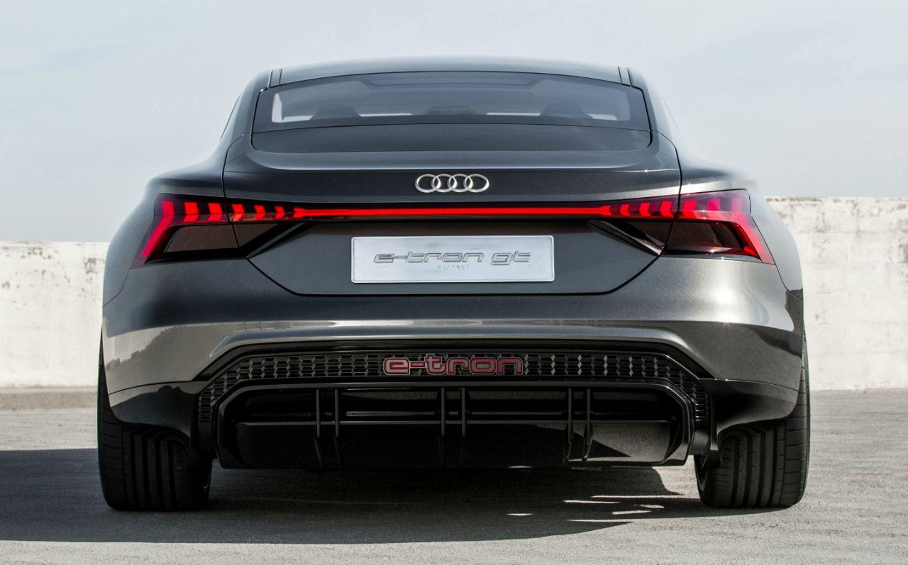 Audi e-tron GT üretimi için hazırlıklar başlıyor - Page 2