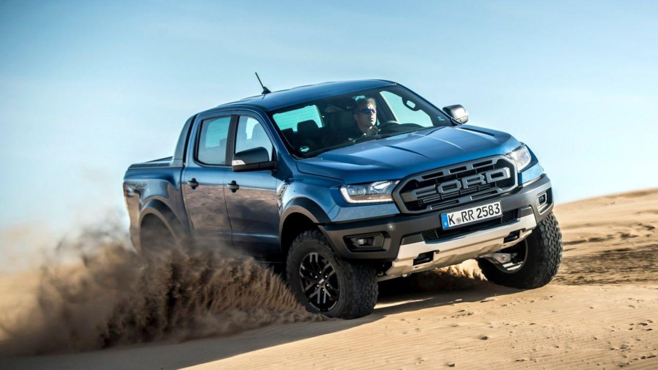 Zorlu arazileri dize getiren pick-up: Ford Ranger Raptor - Page 1