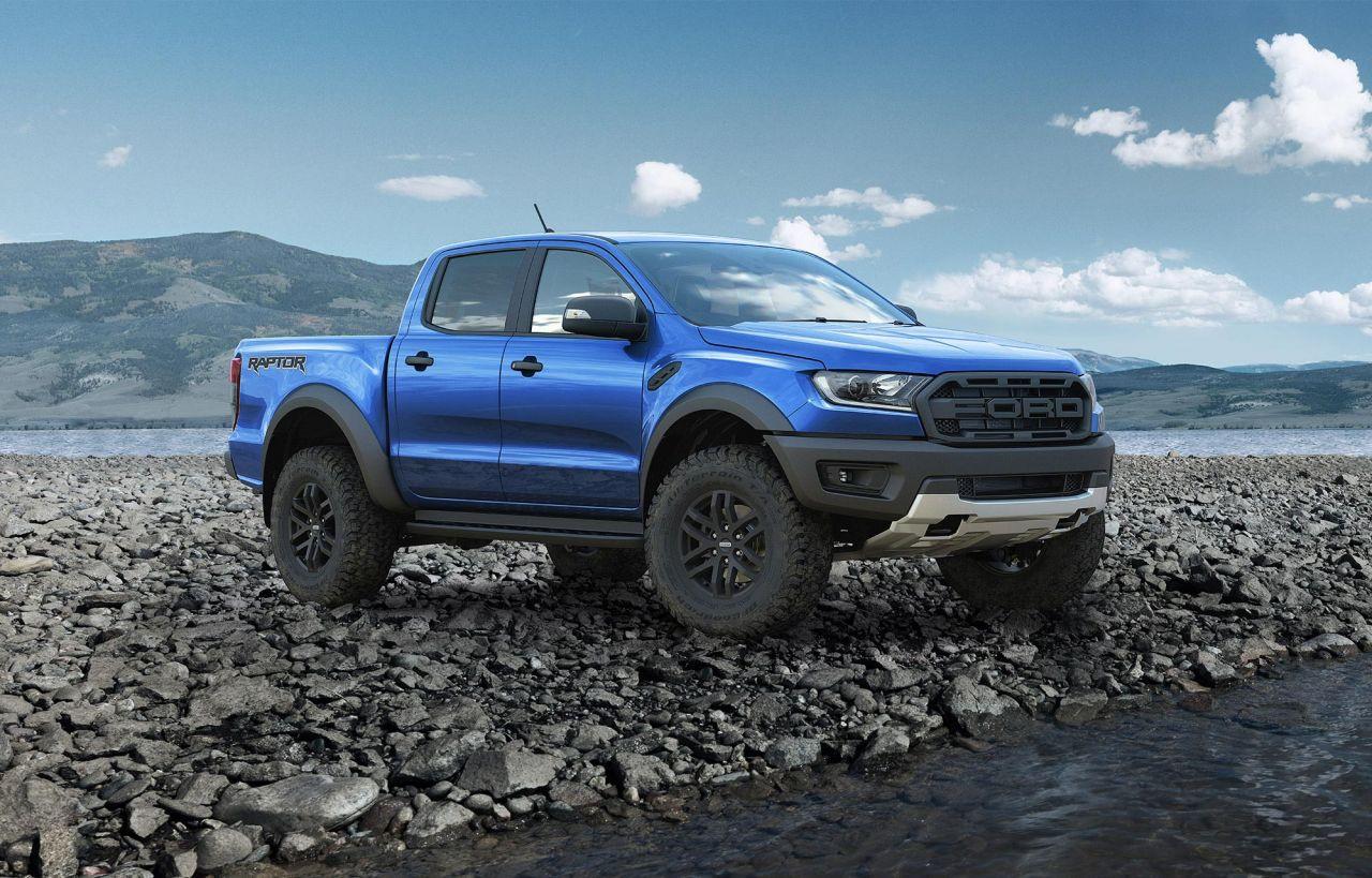 Zorlu arazileri dize getiren pick-up: Ford Ranger Raptor - Page 2