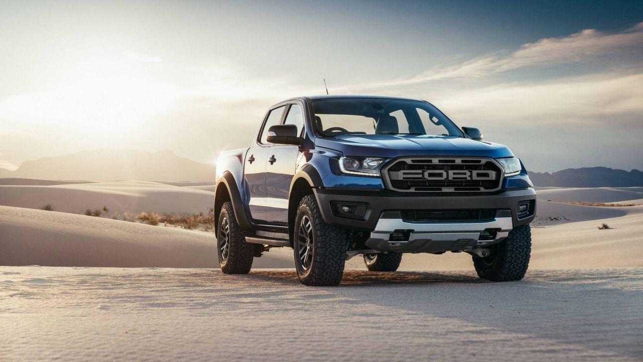 Zorlu arazileri dize getiren pick-up: Ford Ranger Raptor - Page 4
