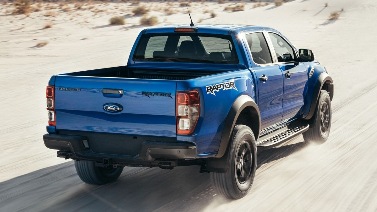 Zorlu arazileri dize getiren pick-up: Ford Ranger Raptor - Page 3