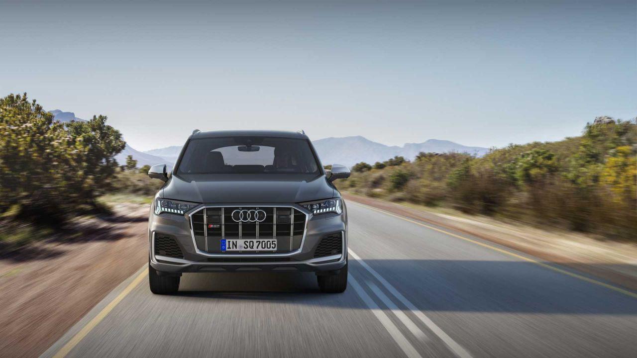 Güncellenen tasarımıyla 2020 Audi SQ7 TDI tanıtıldı - Page 3