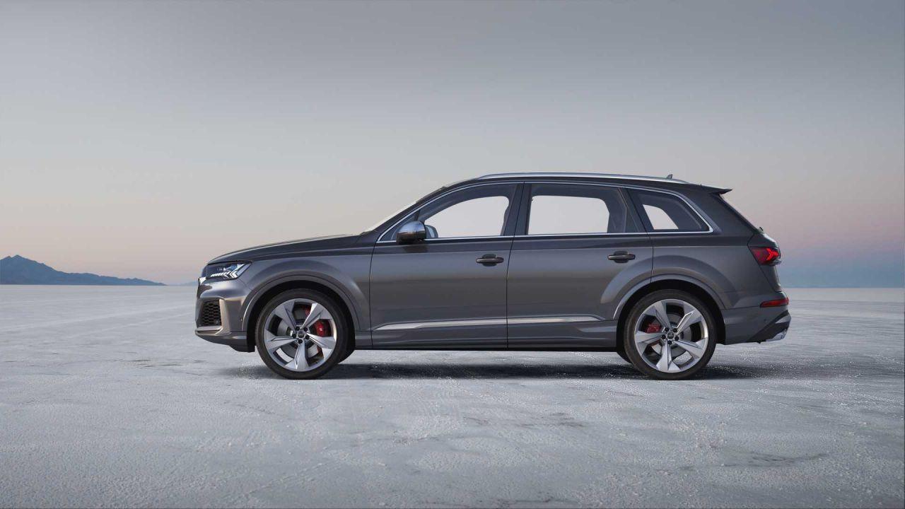 Güncellenen tasarımıyla 2020 Audi SQ7 TDI tanıtıldı - Page 4