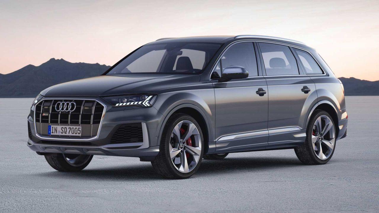 Güncellenen tasarımıyla 2020 Audi SQ7 TDI tanıtıldı - Page 2