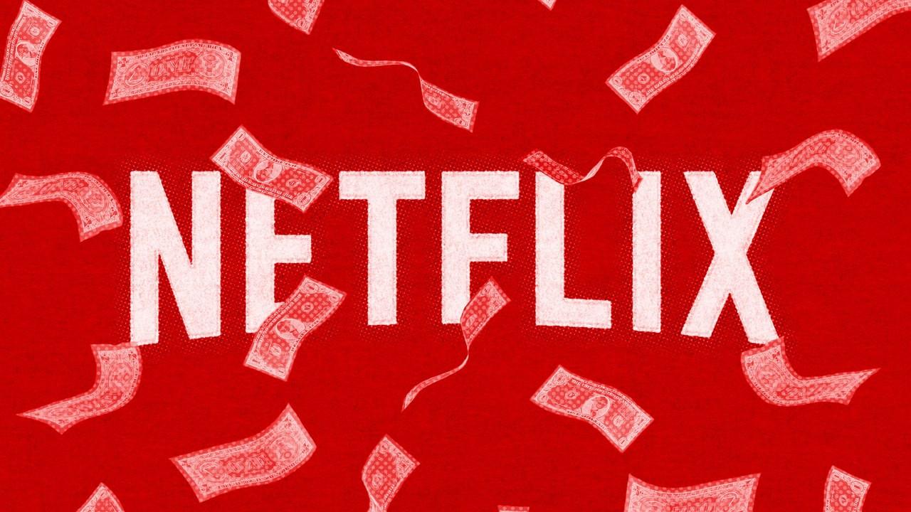 Netflix'in hisseleri değer kaybetti