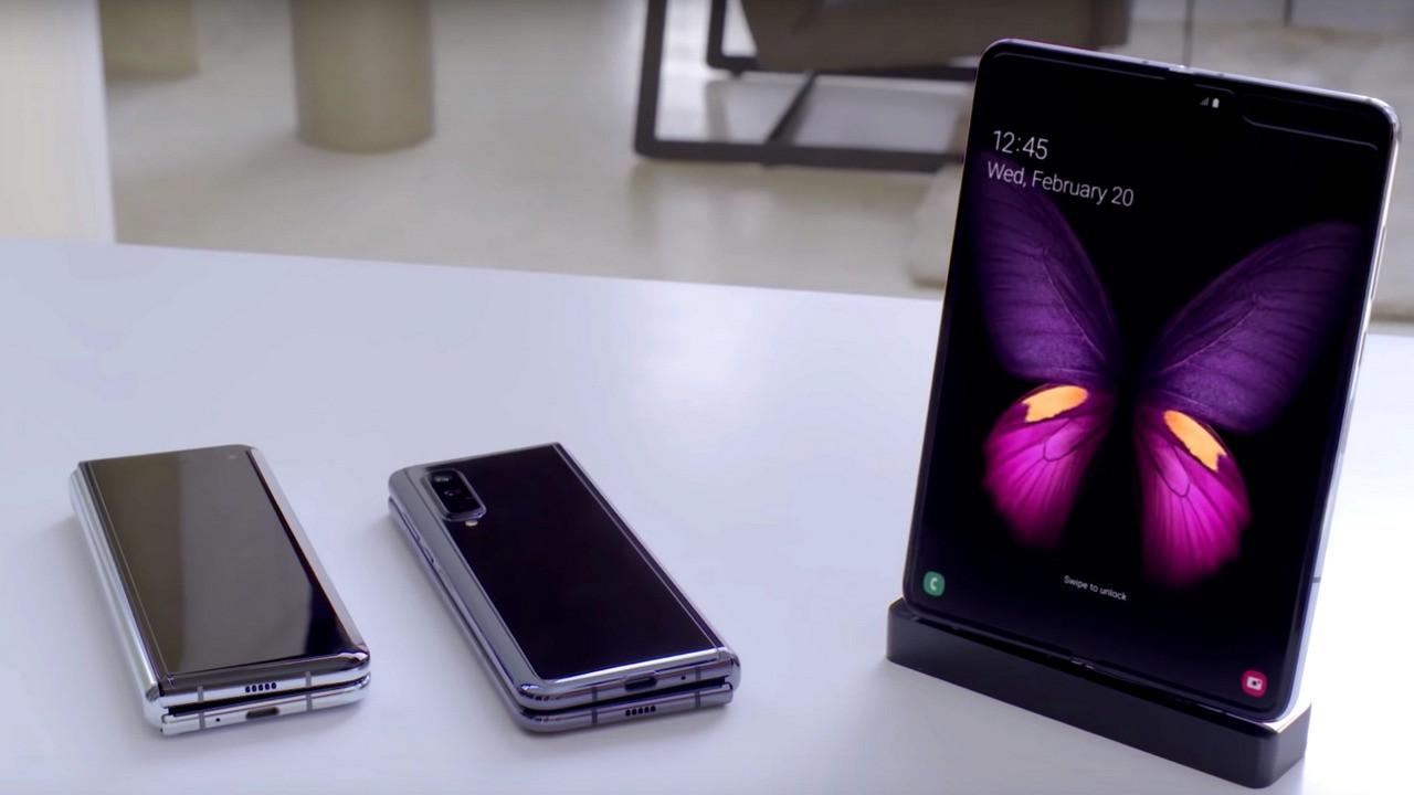 Samsung Galaxy Fold Eylül ayında satışa sunuluyor!