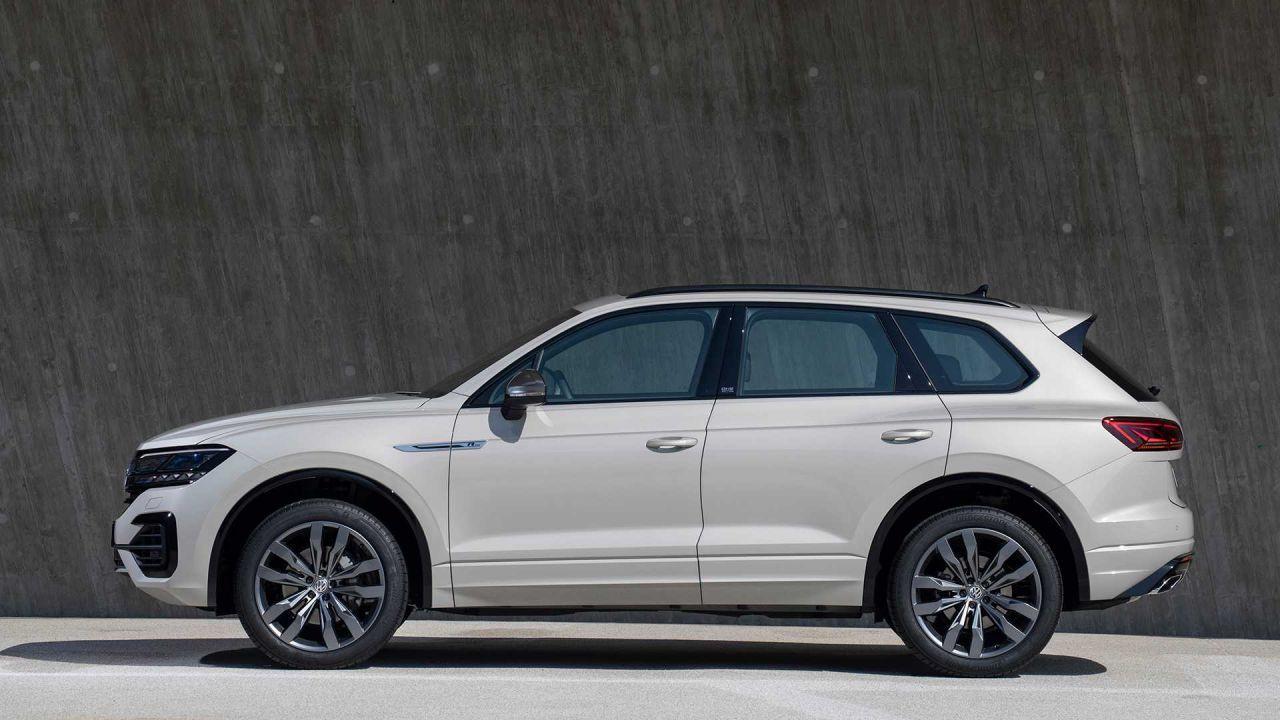 Volkswagen 1 milyon adet Touareg üretimini özel seri ile kutladı - Page 3