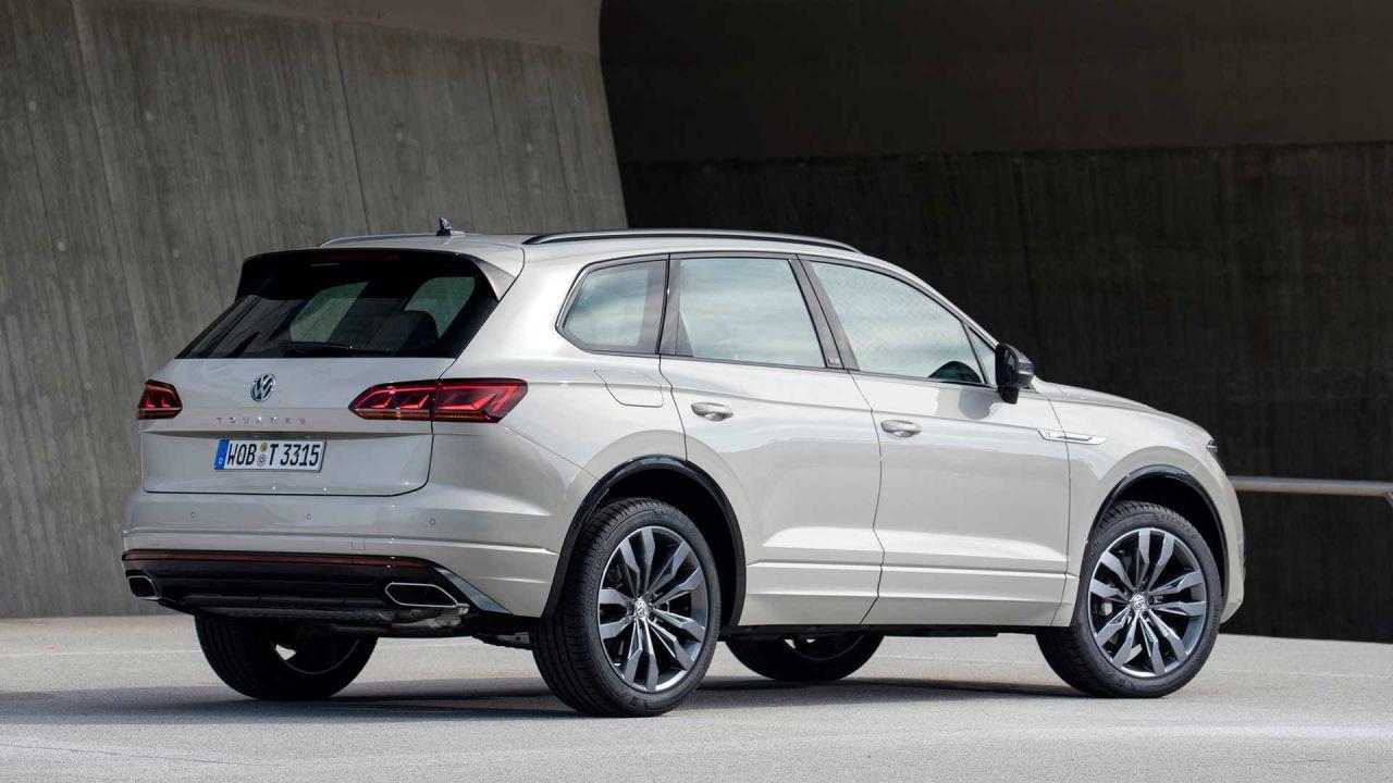 Volkswagen 1 milyon adet Touareg üretimini özel seri ile kutladı - Page 2