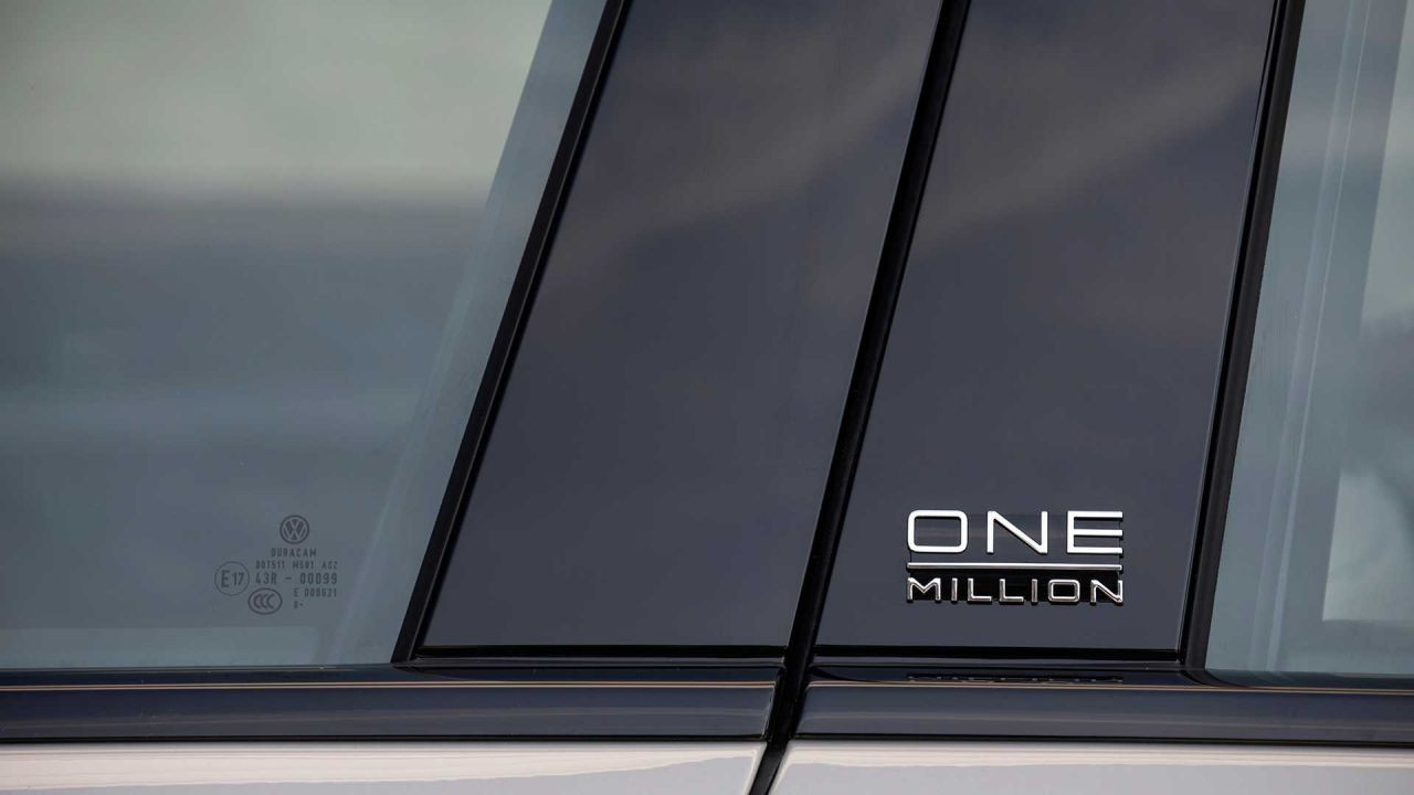 Volkswagen 1 milyon adet Touareg üretimini özel seri ile kutladı - Page 4