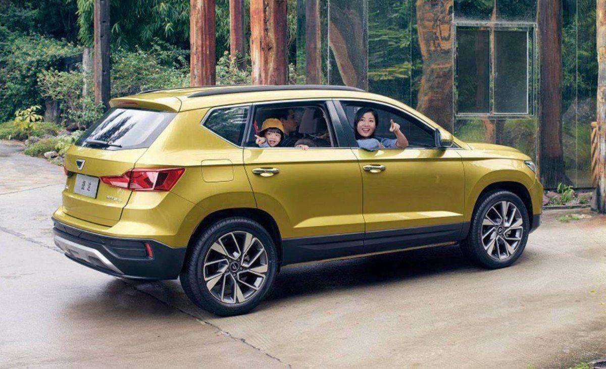 Çinli Volkswagen, Jetta VS5 modeli ile yollara çıkmaya hazır - Page 3