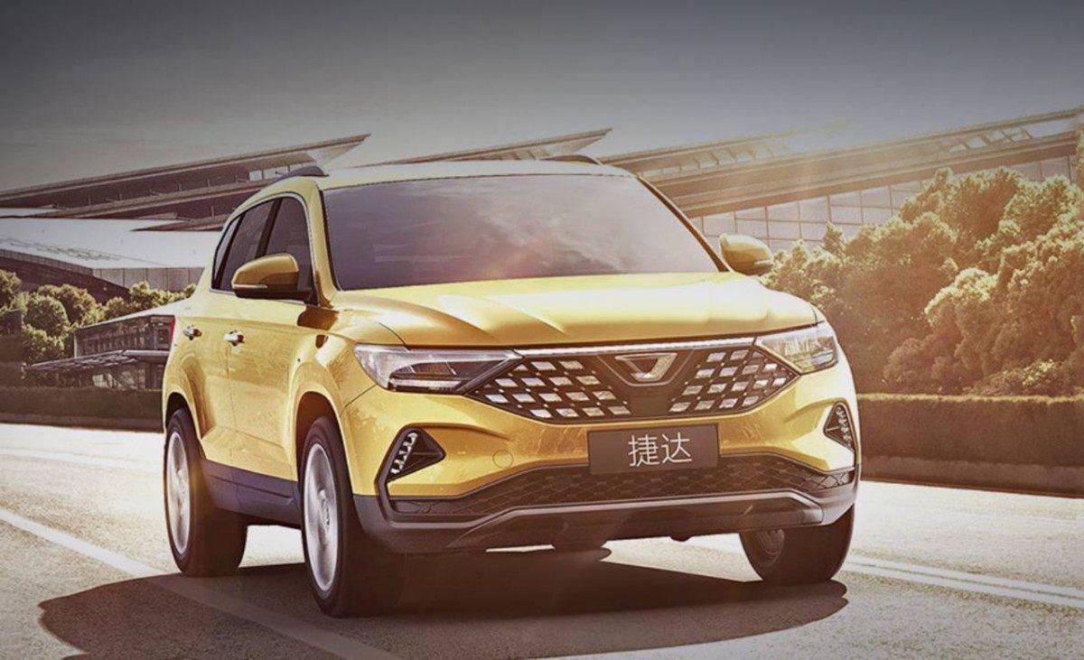 Çinli Volkswagen, Jetta VS5 modeli ile yollara çıkmaya hazır - Page 2
