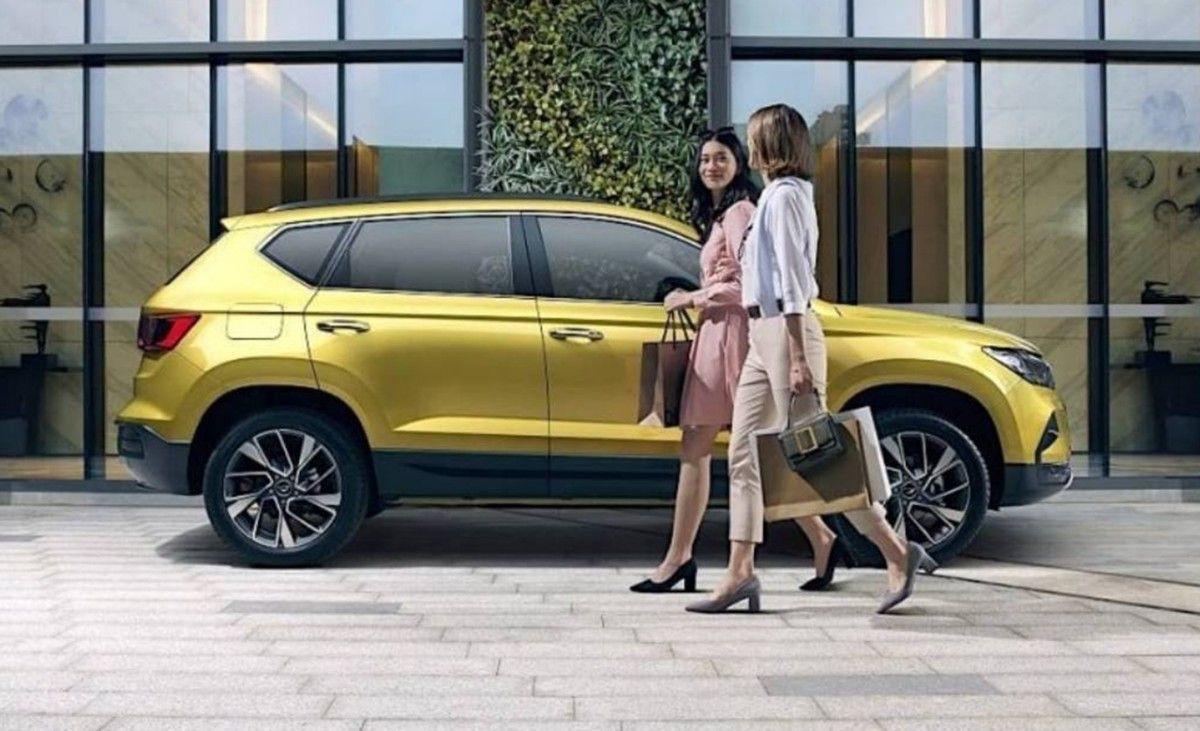Çinli Volkswagen, Jetta VS5 modeli ile yollara çıkmaya hazır - Page 4