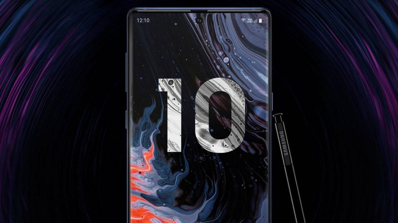 Galaxy Note 10 Plus Samsung resmi web sitesinde göründü!