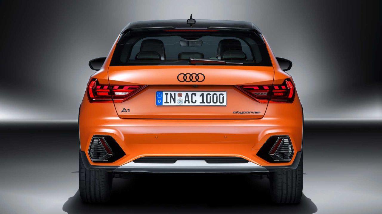 Audi A1 Citycarver kendini gösterdi - Page 2
