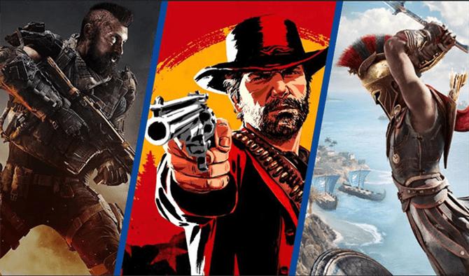 Tüm zamanların en iyi PS4 oyunları! - Page 1