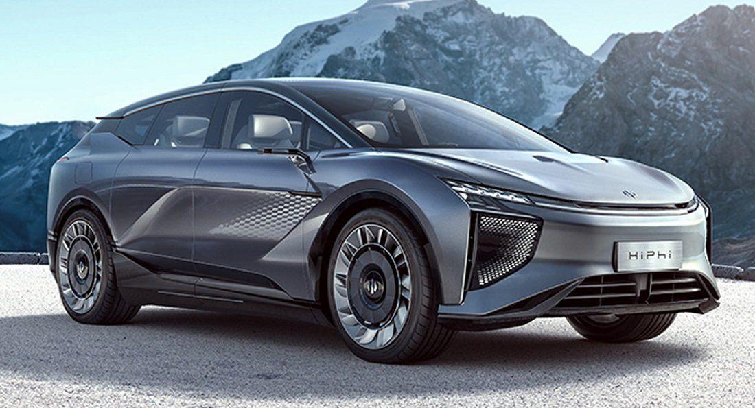 Süper otomobil gibi elektrikli SUV: Human Horizons HiPhi 1 - Page 2