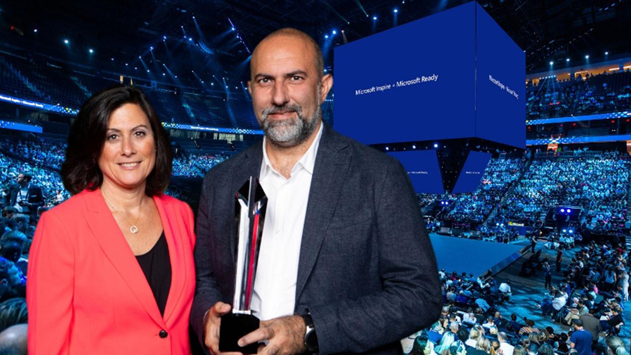 Microsoft Yılın İş Ortağı ödüllerinde 3 Türk şirket ödül aldı