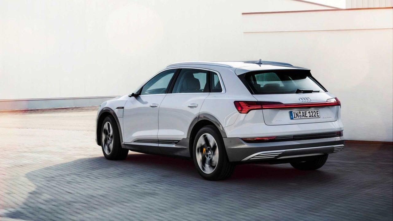 Audi E-tron 50 Quattro modeli tanıtıldı - Page 4