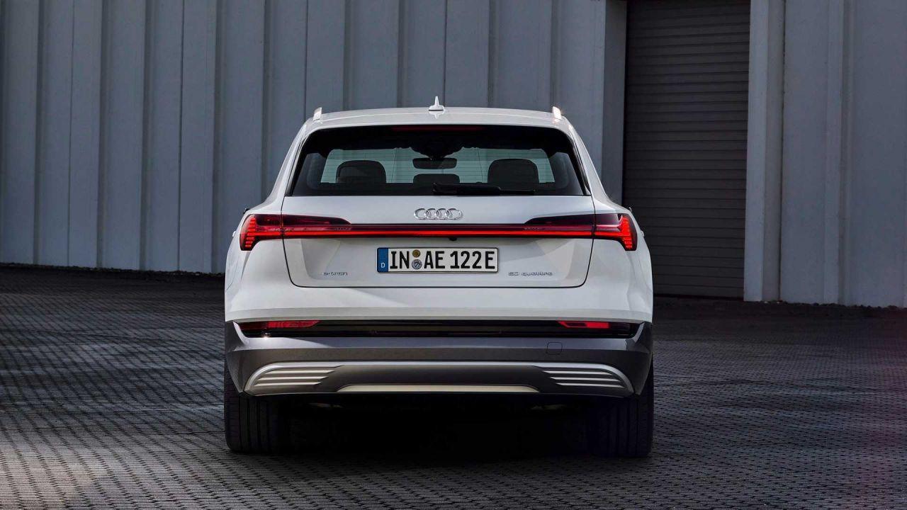 Audi E-tron 50 Quattro modeli tanıtıldı - Page 3