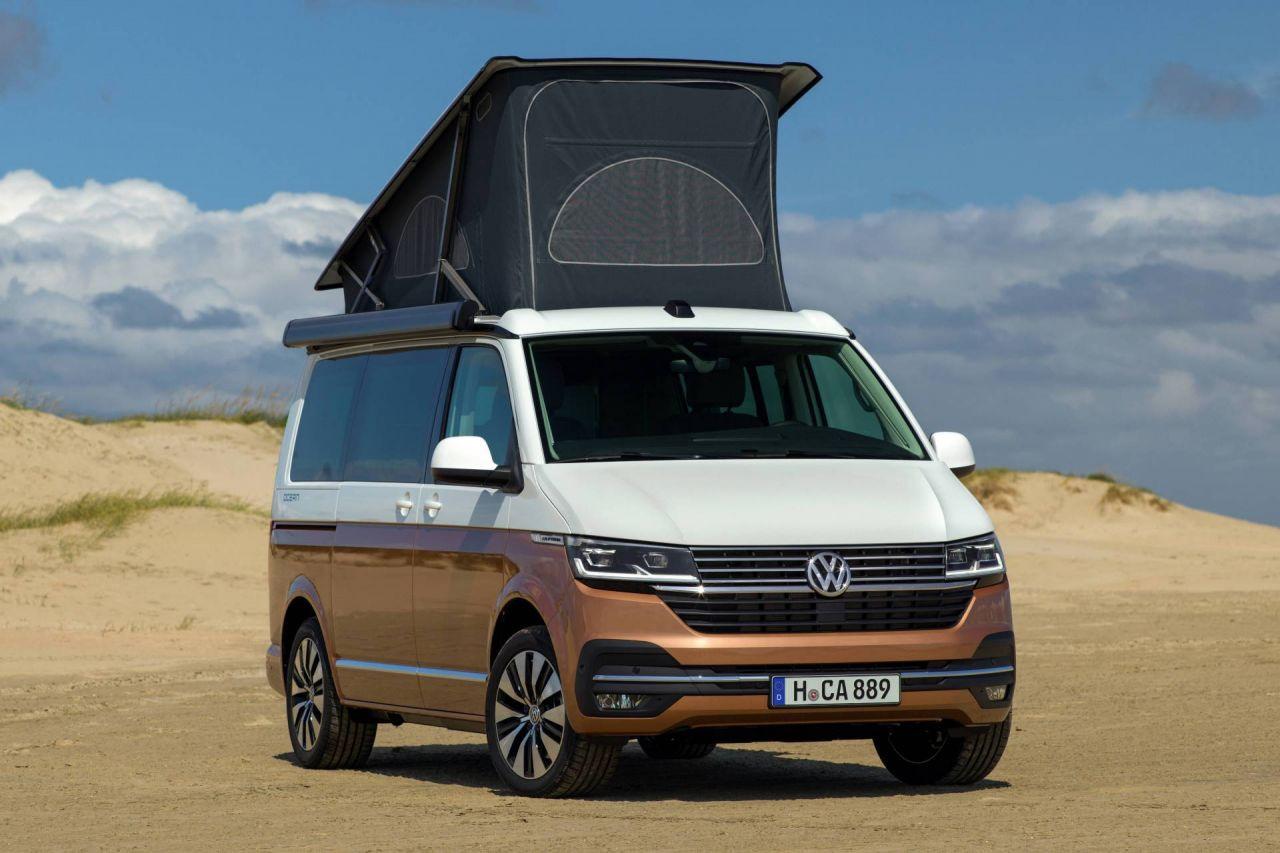 Kamp için ideal karavan 2020 Volkswagen California - Page 2