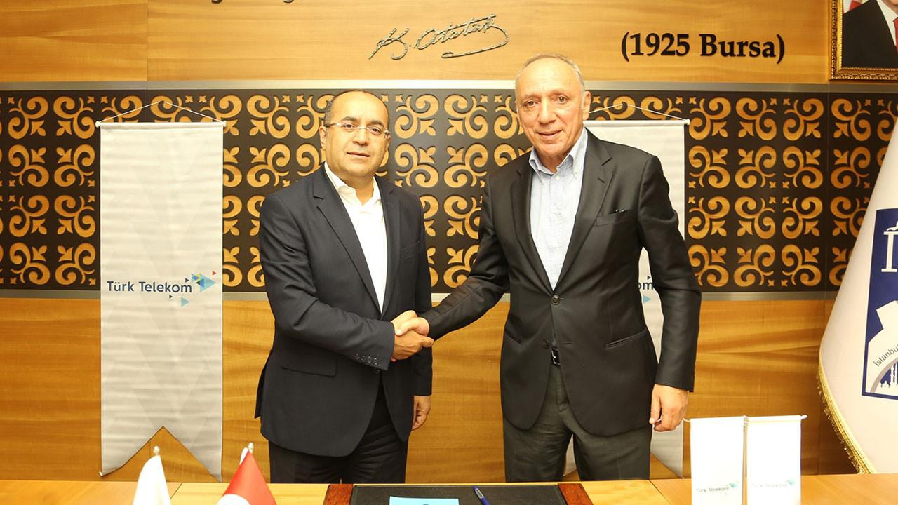 Türk Telekom ve İkitelli OSB arasındaki protokol uzatıldı