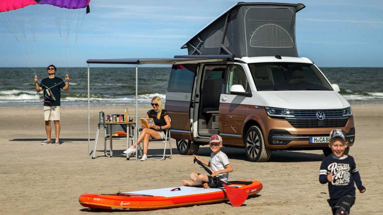 Kamp için ideal karavan 2020 Volkswagen California - Page 3