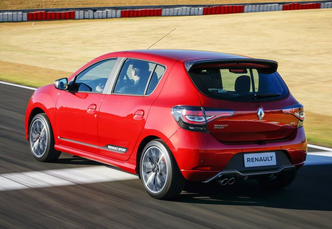 2020 Renault Sandero RS performansıyla dikkat çekecek - Page 3