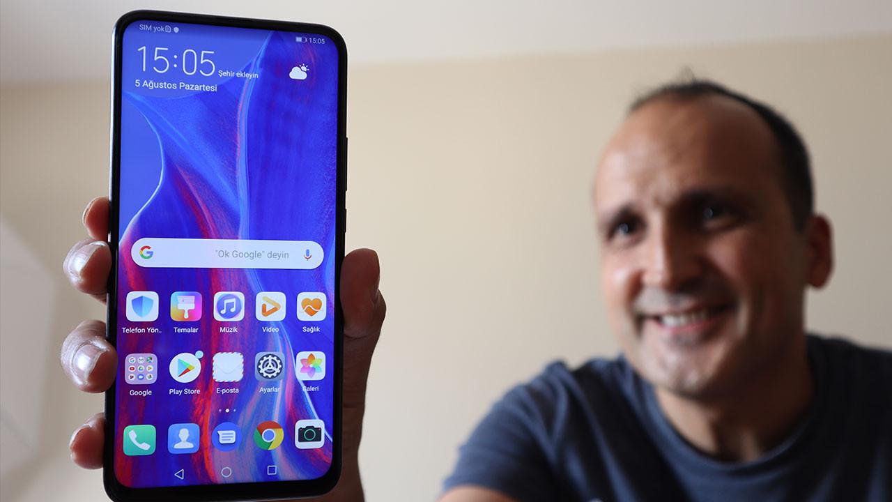 Huawei Y9 Prime 2019 kutusundan çıkıyor (video)