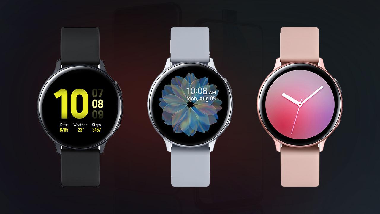 Galaxy Watch Active2 duyuruldu