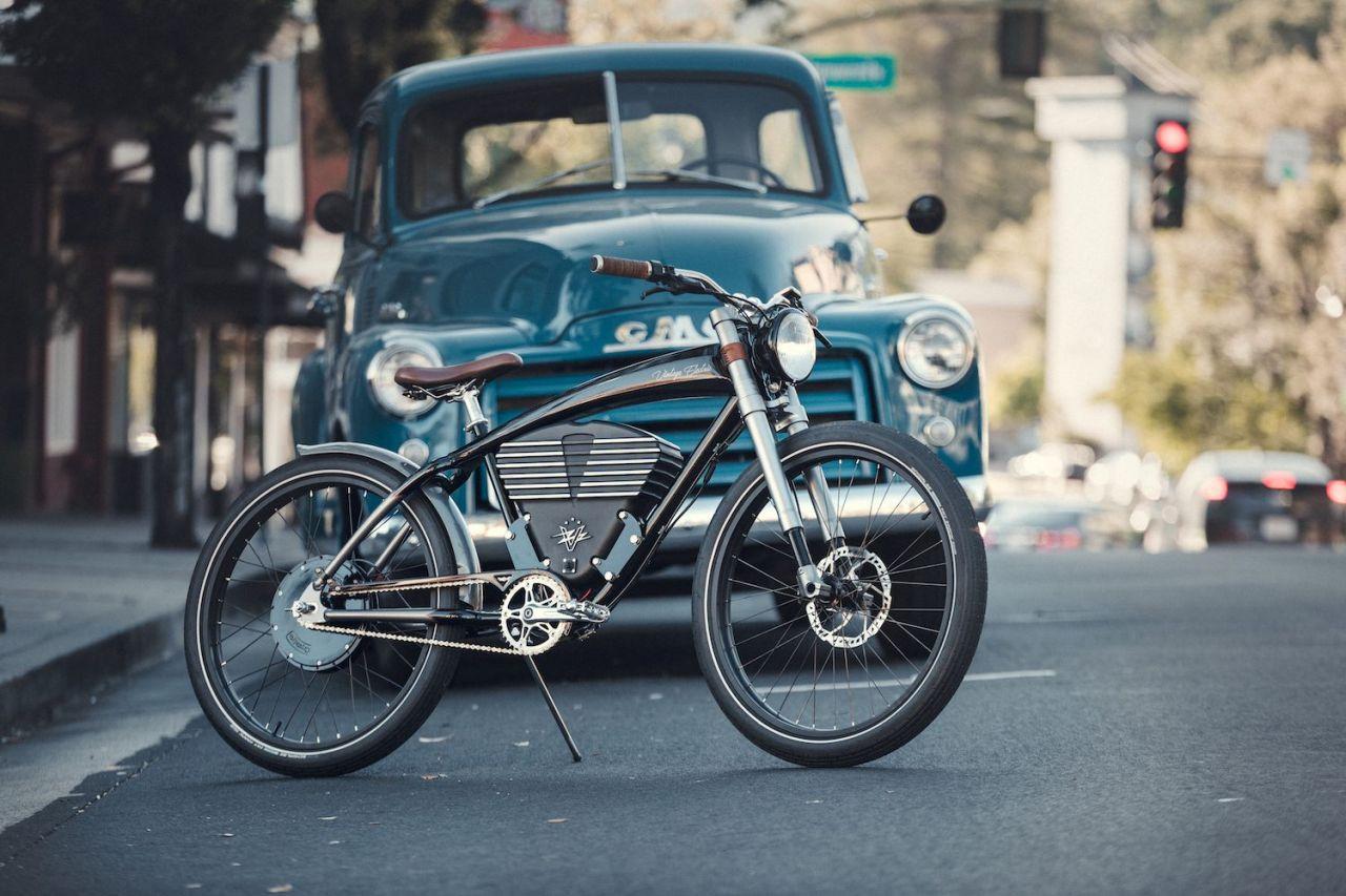 Üst seviye elektrikli bisiklet: 2020 Vintage Electric Roadster - Page 1