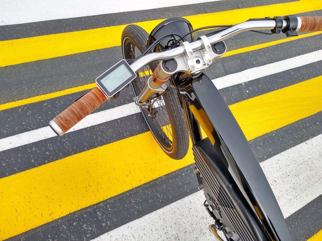 Üst seviye elektrikli bisiklet: 2020 Vintage Electric Roadster - Page 4