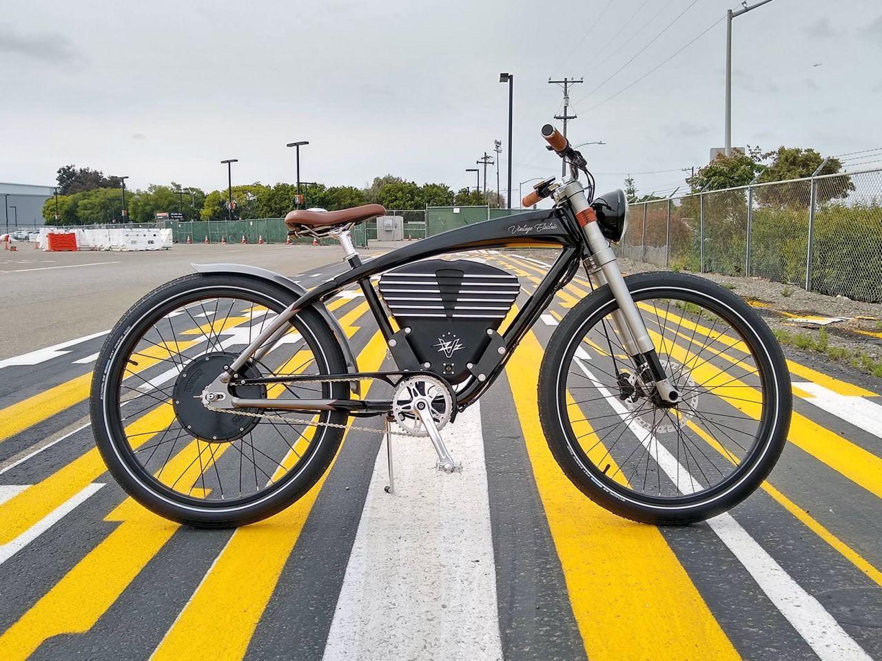 Üst seviye elektrikli bisiklet: 2020 Vintage Electric Roadster - Page 2