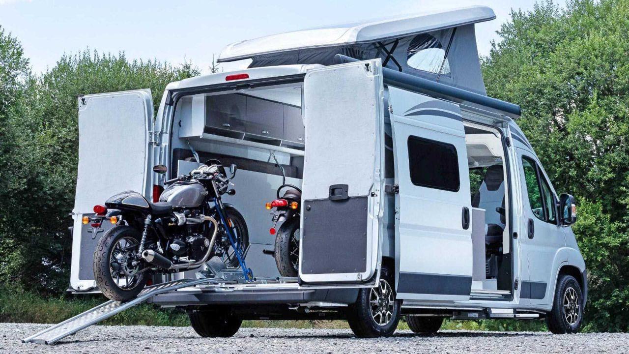Karşınızda Citroen Jumper Biker Solution Multi kamp aracı - Page 3