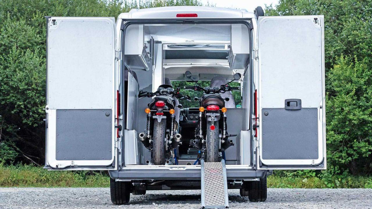 Karşınızda Citroen Jumper Biker Solution Multi kamp aracı - Page 4