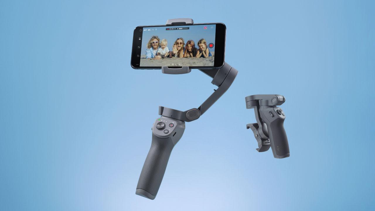 Katlanabilir Gimbal DJI Osmo Mobile 3 tanıtıldı