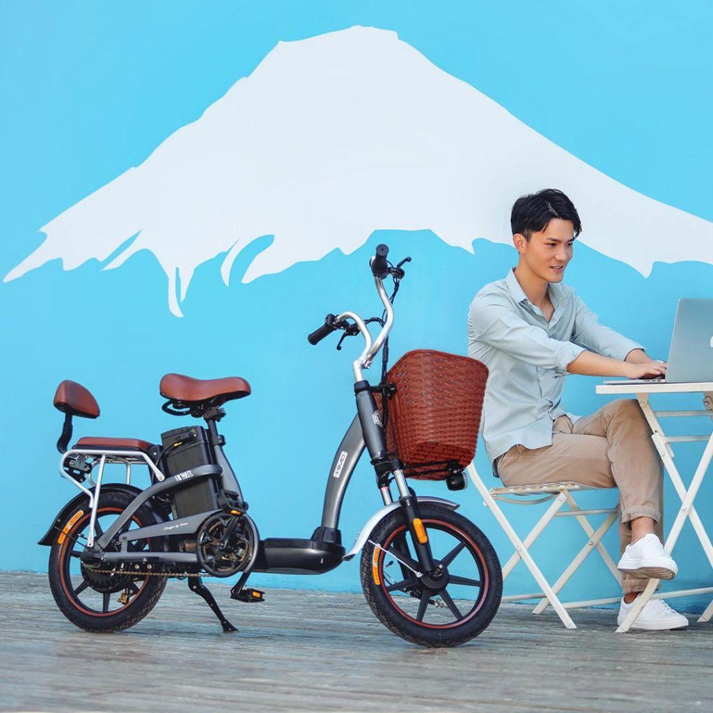 Xiaomi'nin fiyatı ile şaşırtan elektrikli bisiklet modeli: HIMO C16 - Page 1