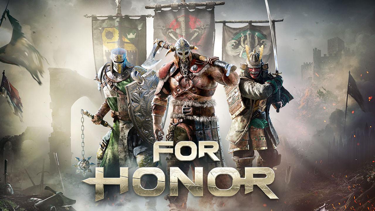 For Honor yeniden ücretsiz oldu