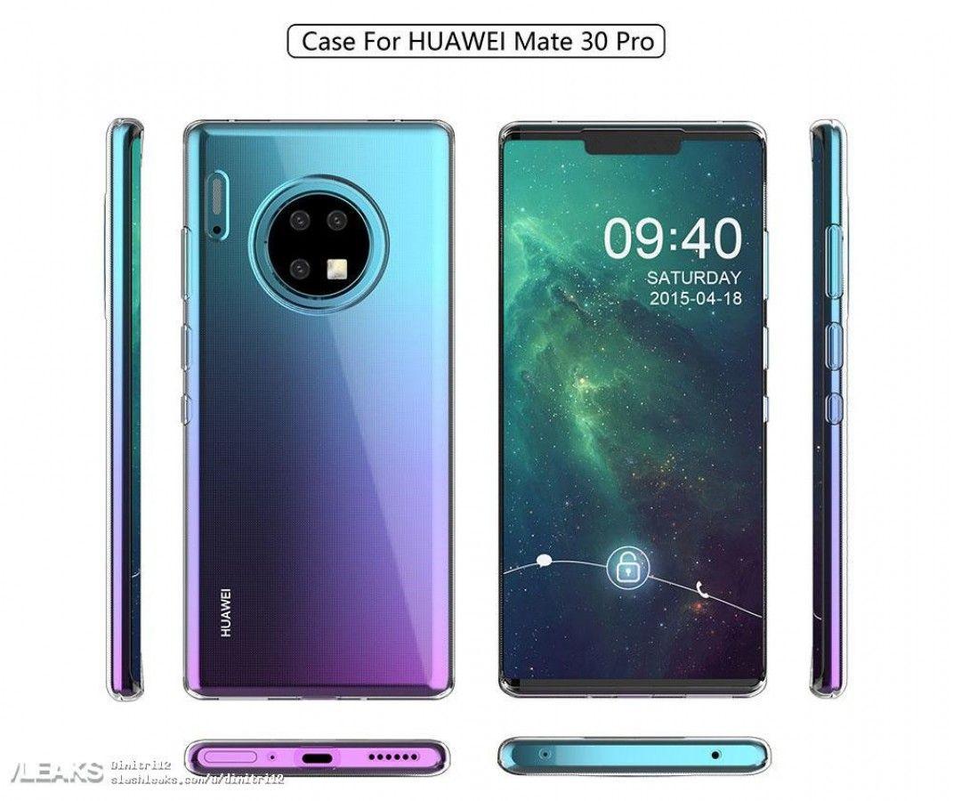 Huawei Mate 30 Pro hakkında bilinen her şey! - Page 1