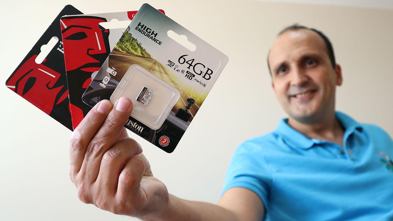 Hangi bellek kartı nerede kullanılır! (video)