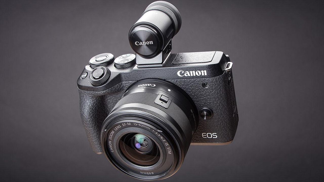 Canon EOS M6 Mark II ve EOS 90D duyuruldu