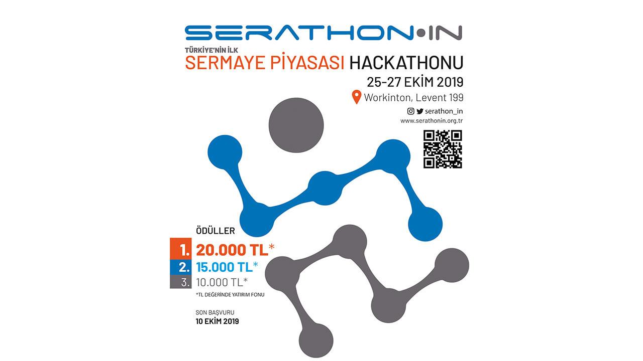 Türkiye'nin İlk Sermaye Piyasası HackathonuSerathon-in başlıyor!