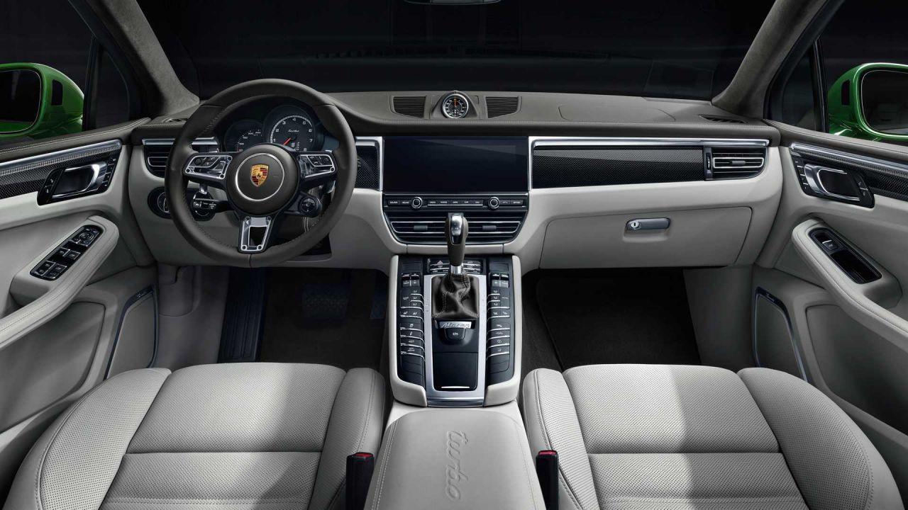 Tam 440 beygir: İşte yeni Porsche Macan Turbo! - Page 3