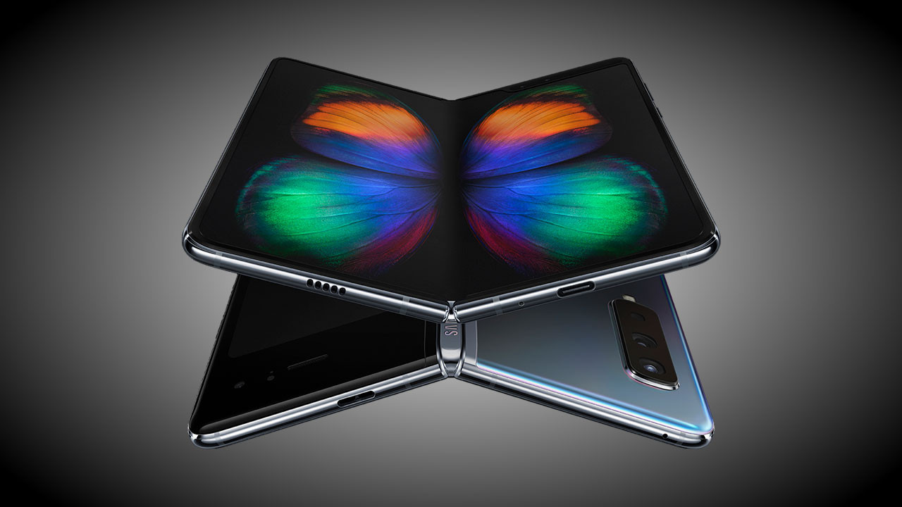 Galaxy Z Fold 2 canlı canlı görüntülendi