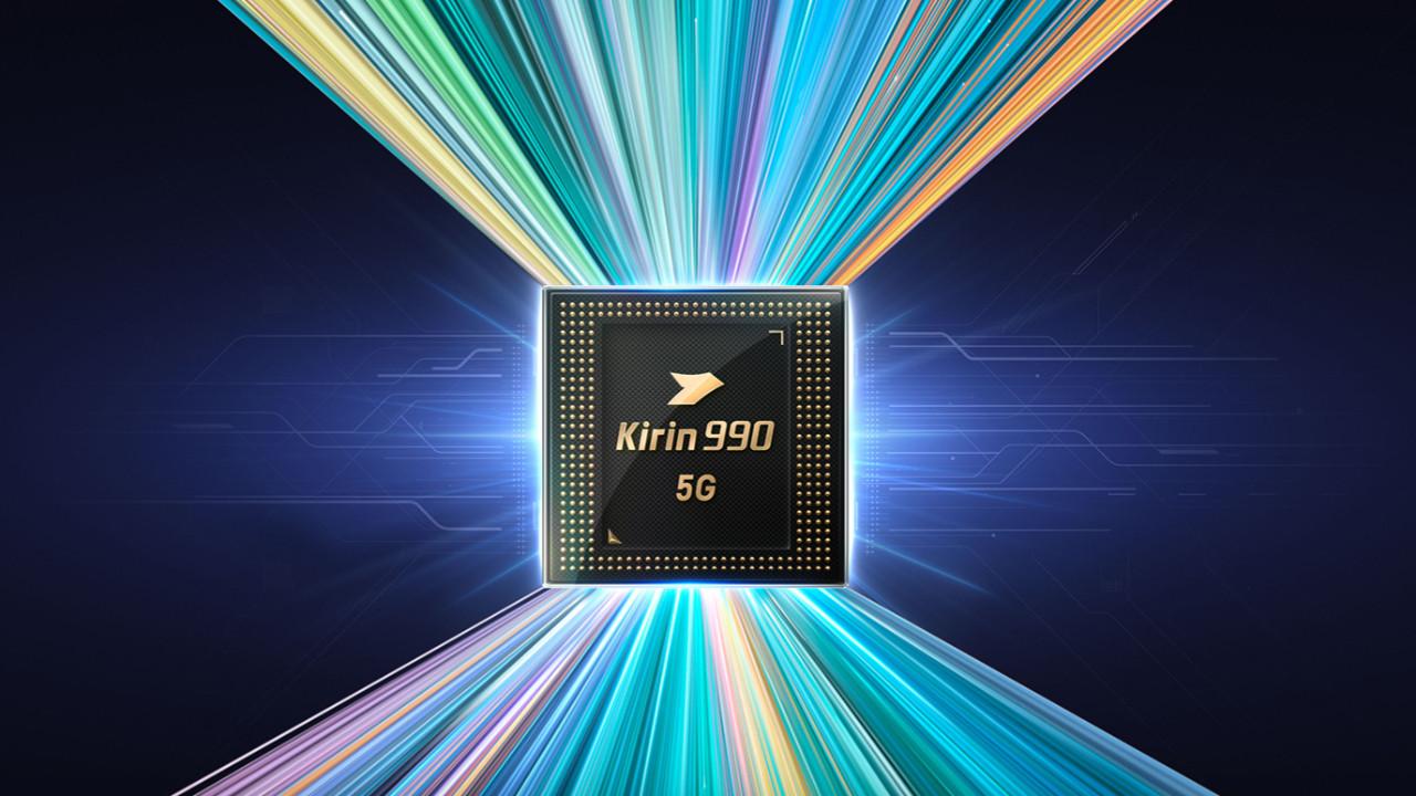 Huawei Kirin 990 5G işlemcisini tanıttı!