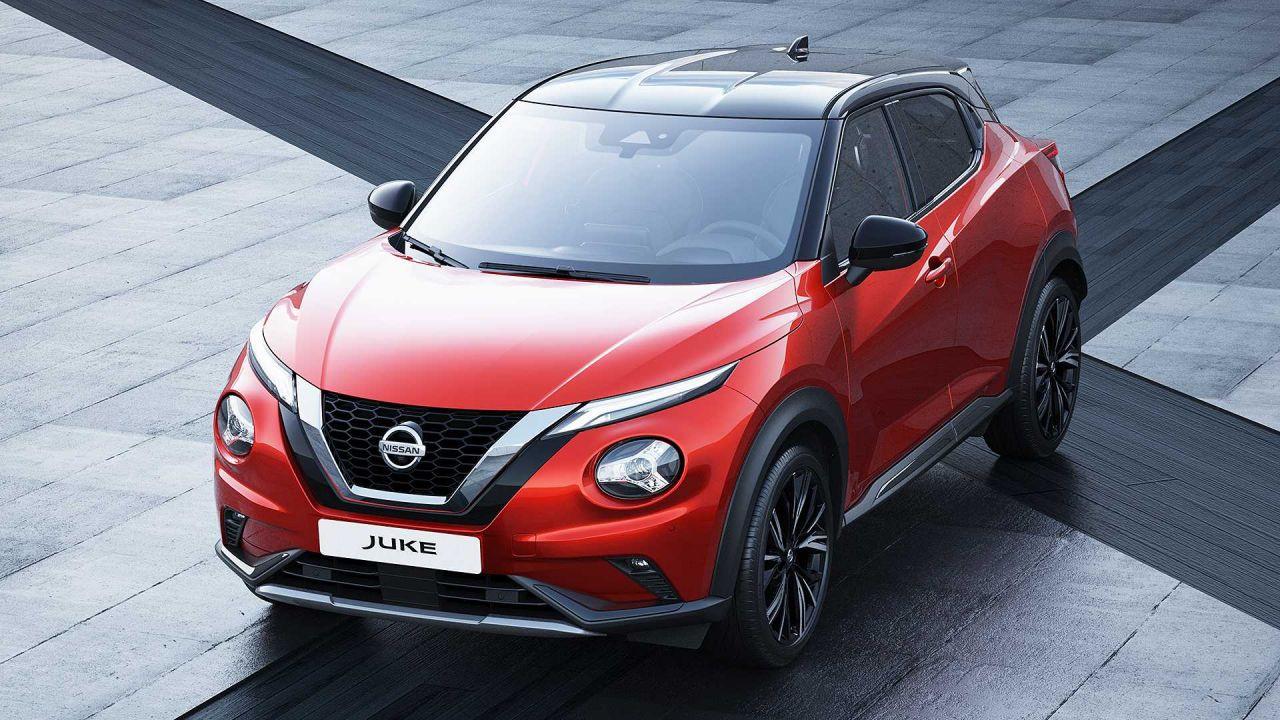 İşte 2020 Nissan Juke yeni tasarımı! - Page 3